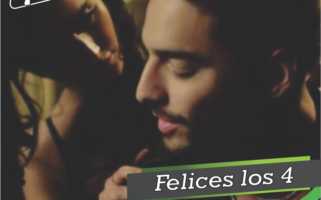 Letra: Felices los 4 Interprete: Maluma