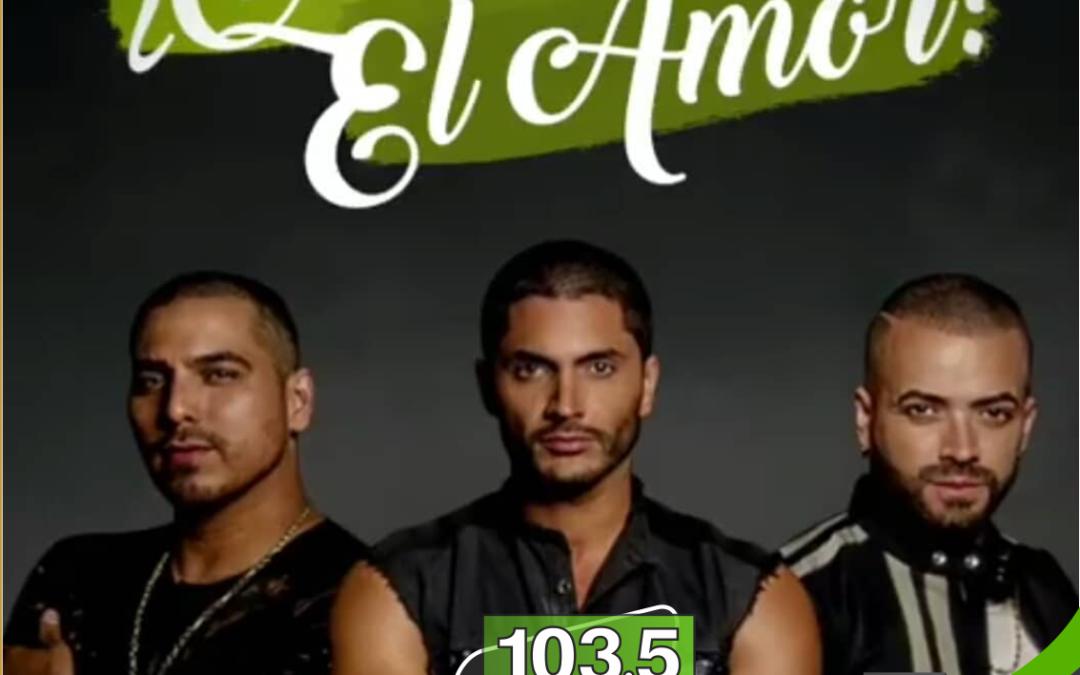 LETRA QUÉ ES EL AMOR? / Espinoza Paz ft. Nacho & Daniel Elbittar)